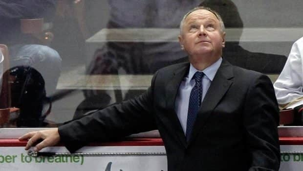 Randy Carlyle, seen with the Ducks in Nov., was replaced by Bruce Boudreau in December. Brian Burke hired Carlyle when he was with the Ducks in 2005, and Anaheim won the Stanley Cup in 2007.