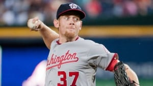 Stephen Strasburg (7-9) went six innings in his last start on Sept. 8, allowing four runs and four hits in a win at Miami. He threw 94 pitches.