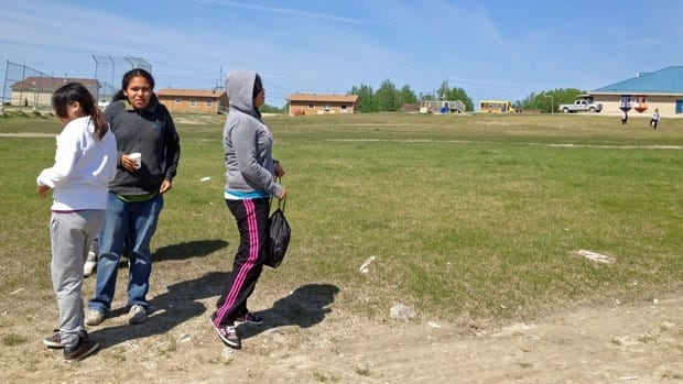 Students in Webequie First Nation say they want a high school so they don't have to leave home to get a diploma.