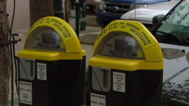 Coin-fed parking meters may soon be a thing of the past in Edmonton.