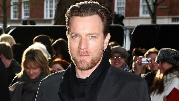 Actor Ewan McGregor, seen at a film premiere in London on April 10, has been selected for the Cannes film festival jury that will choose the winner of the top prize, the Palme d'Or.