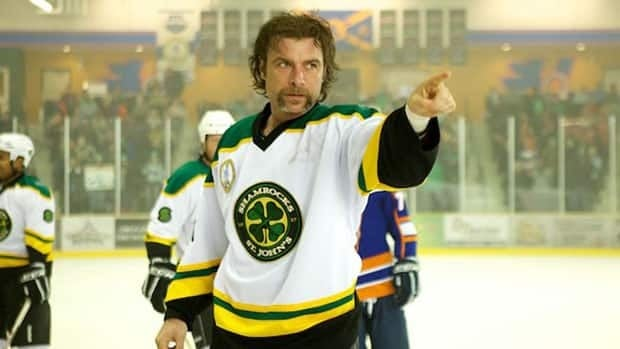 Liev Schreiber as Ross (The Boss) Rhea in Goon.
