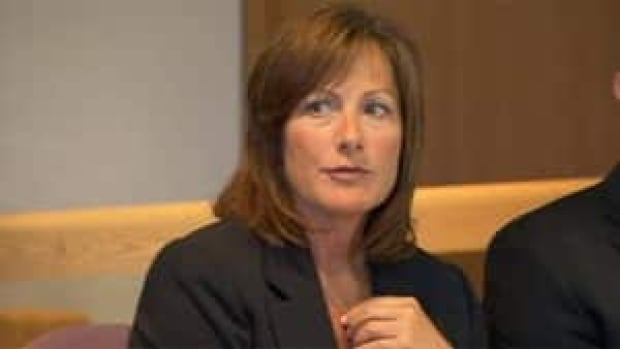 Retired RCMP officer Ruth Chapman testifies at the Robert Pickton inquiry Monday.