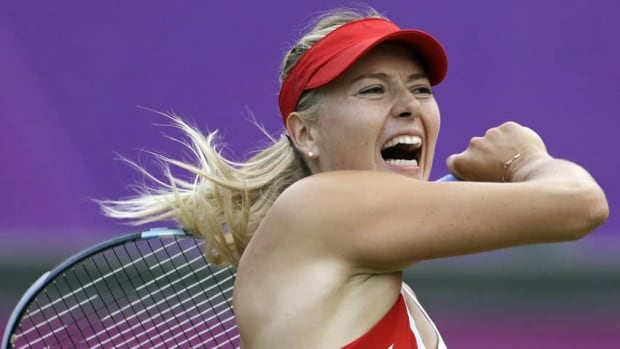 Russian tennis player Maria Sharapova's grunts on court have been measured at as much as 105 decibels. That's equivalent to standing less than a metre away from a chainsaw.