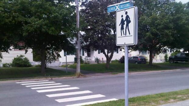 Every intersection should be treated as a crosswalk, whether or not there is a painted crosswalk.