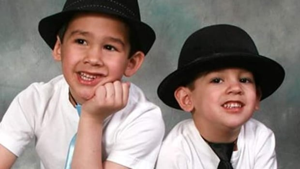 Connor Barthe, 6, and his brother Noah, 4, were killed in August 2013 after an African rock python escaped from its cage in a pet store located in a building where the boys were sleeping.