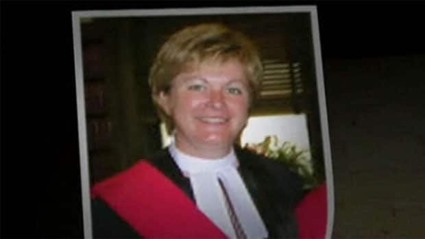 Manitoba Associate Chief Justice Lori Douglas says her world 'collapsed' after her husband told her he shared sexually explicit photos of her online, according to diary entries released as part of an inquiry into her conduct.