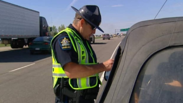 RCMP traffic services members and Alberta traffic sheriffs are planning to be busy this May long weekend.