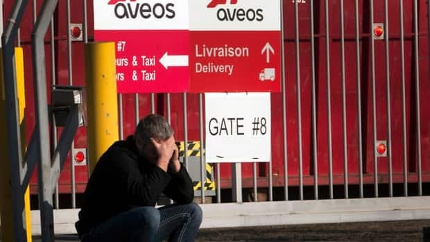 Aveos laid off almost all its 2,600 unionized employees across the country and is liquidating its assets.