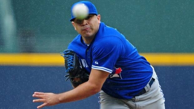 Ricky Romero will take the mound for the Blue Jays in Wednesday's matinee at Fenway Park.