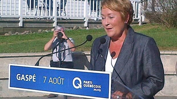 The Pauline Marois of the 2012 campaign seems to be missing the vitriol of the leader of the opposition.