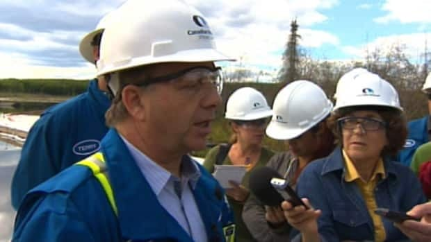 Canadian Natural Resources Ltd. president Steve Laut said the company could have done more to communicate with the local community.