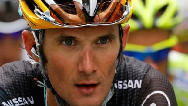 The 32-year-old Schleck placed third in the Tour last year, and was in 12th place overall on Tuesday's rest day.