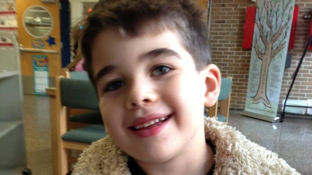 Noah Pozner, 6, was one of the victims in the Sandy Hook elementary school shooting in Newtown, Conn.