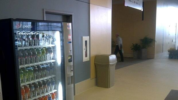 A bottle of water will cost CE Centre visitors $3.