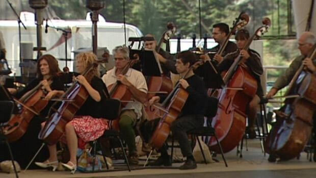 Symphony under the Sky takes place all weekend at Hawrelak Park.
