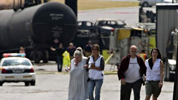 The Montreal, Maine & Atlantic Railway needs money to clean up the site of last month's disaster in Lac-Mégantic, Que.