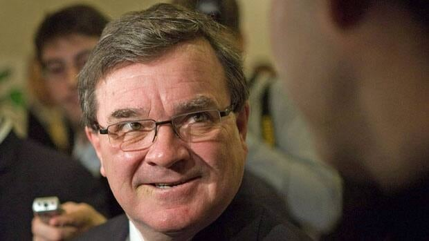 Federal Finance Minister Jim Flaherty, shown in Victoria last month, says the challenges of Canada's aging population came up repeatedly in his pre-budget consultations.