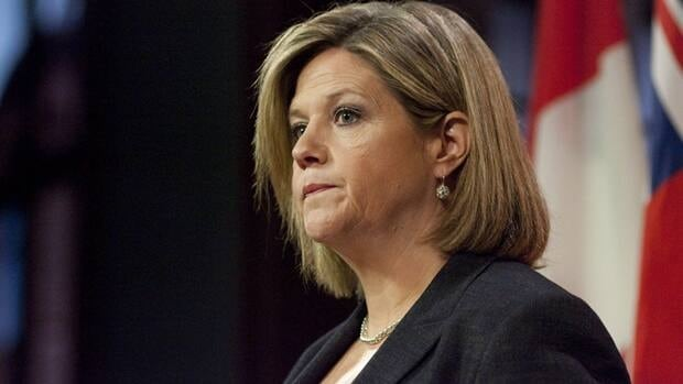 Andrea Horwath asked the provincial government if it would support a referendum on a casino in Hamilton. (The Canadian Press)
