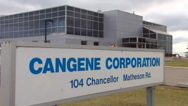 Cangene Corp. announced on Wednesday that it has agreed to be acquired by Emergent BioSolutions, an American company, in an all-cash deal that values the Winnipeg-based company at $222 million US. (CBC)