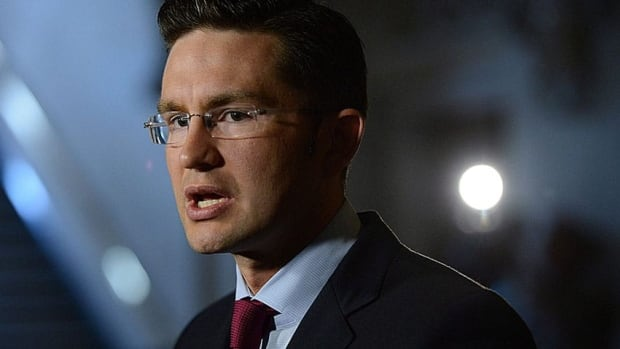 Pierre Poilievre, the minister of state for democratic reform, tabled the Fair Elections Act bill on February 8.
