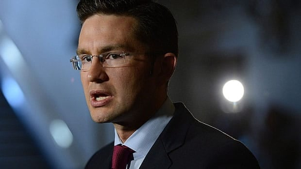 Minister of State for Democratic Reform Pierre Poilievre says the government believes Parliament has the authority to reform the Senate without the provinces, as he discusses the government's arguments on a reference to the Supreme Court.