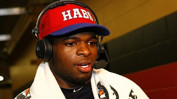 PK Subban is in his second full NHL season with Montreal.