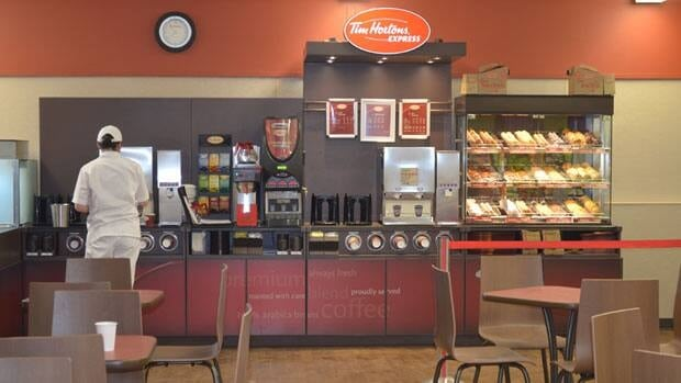 The Tim Hortons coffee chain expanded its reach in Nunavut last year with the opening of a kiosk in Rankin Inlet. The self-serve kiosks in Iqaluit now keep Roll Up the Rim to Win cups behind the counter.