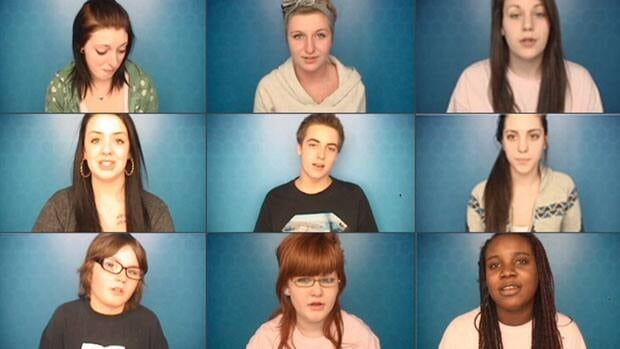 Gatineau, Que., students revealed their stories of being bullies or victims of bullying in a video booth set up by CBC.