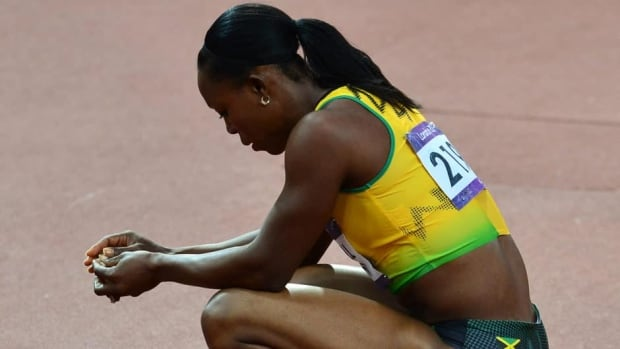Jamaica's Veronica Campbell-Brown is a three-time Olympic gold medallist.
