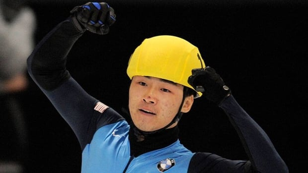 Simon Cho's two-year suspension for tampering with Canadian speedskater Olivier Jean's blades runs through Oct. 4, 2014.