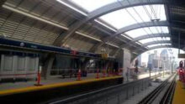 Calgary's general manager of transportation Mac Logan says the city is thrilled to open the new LRT line.