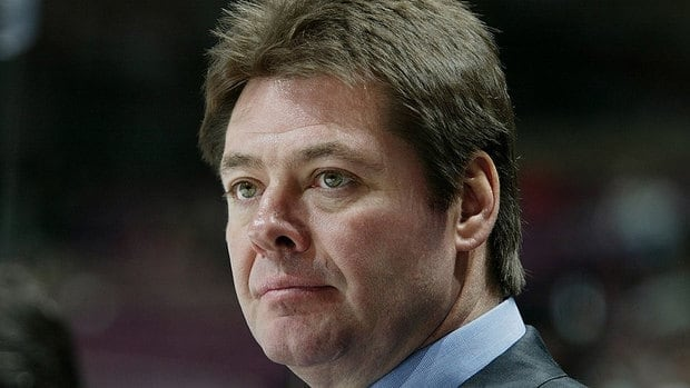 The 44 victims of last year's Russian plane crash included Canadian head coach Brad McCrimmon (shown here) and a host of former NHL stars, including Pavol Demitra, and future prospects.