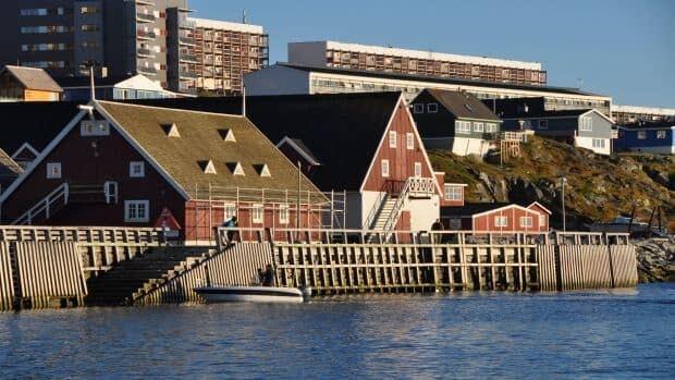 Nuuk, Greenland, is hosting a conference on northern urbanization. (Emily Ridlington photo)