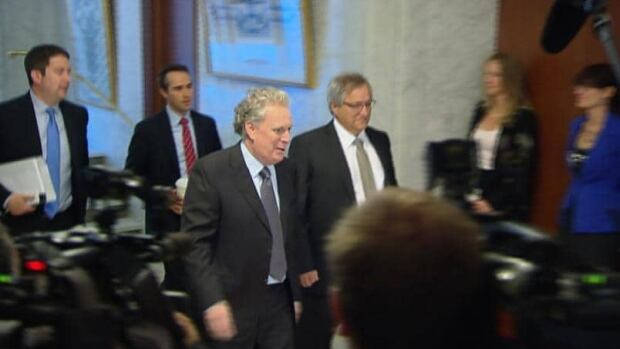 In the midst of the province's expanding social unrest, Premier Jean Charest on Thursday replaced his chief of staff, Luc Bastien, with Daniel Gagnier, a former top Liberal adviser known for steady competence.