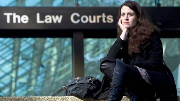Olivia Pratten says she will now take her fight to the Supreme Court of Canada.