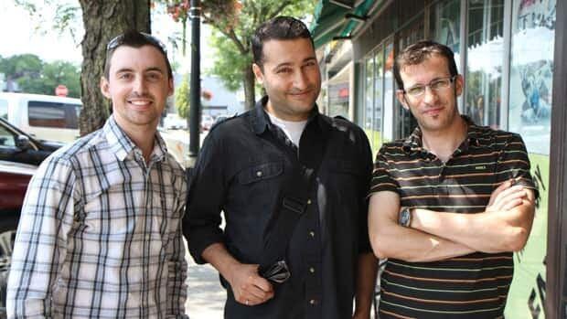 Chad Fullerton, Al Mithani and Nageeb Twal are founding members of Walkbug.