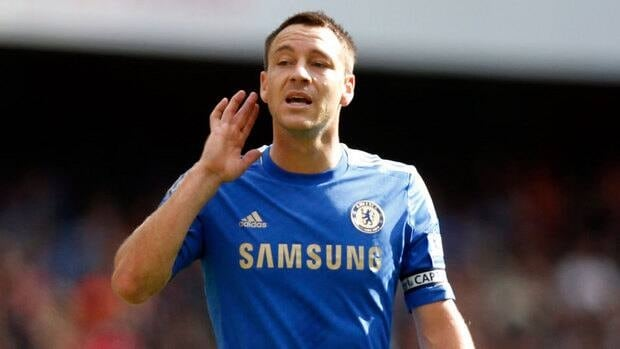 Chelsea's John Terry won't appeal his four-game suspension for racial abuse.