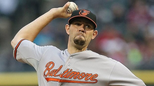 Pitching deeper into games after the all-star break by Jason Hammel and fell Orioles starters Wei-Yin Chen, Miguel Gonzalez and all-star right-hander Chris Tillman will probably be a determining factor on where the team finishes in the American League East standings.
