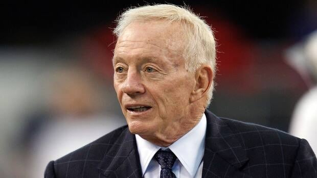 Dallas Cowboys owner Jerry Jones and his squad lost $10 million US over two years.