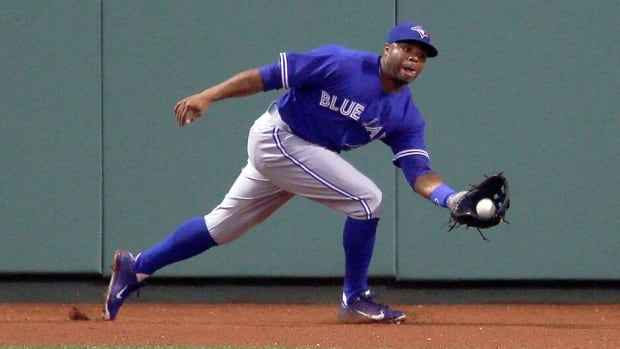 Speedy outfielder Rajai Davis appears to be Toronto's most tradeable position player.