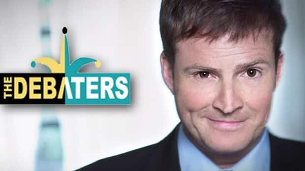 Steve Patterson's show The Debaters comes to Theatre Aquarius in Hamilton.