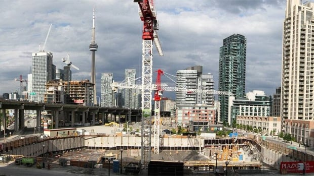 Scotiabank says pent-up demand for housing such as condos has been exhausted, and as a result expects a slight decline in prices.