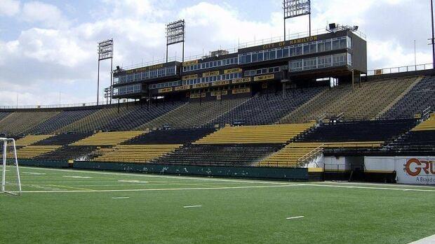Ivor Wynne Stadium, Hamilton.