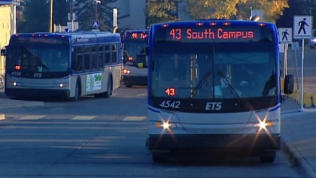 The cost of paying cash to ride the bus will go up by five cents on Feb. 1.