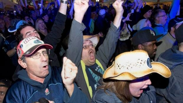 Grey Cup celebrations are like potato chips -- you just can't go to one and feel satisfied.