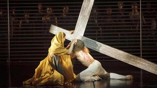 The Jesus Christ Superstar revival, which was a hit at Stratford, Ont., before moving on to U.S. runs, earned two Tony nominations on Tuesday.