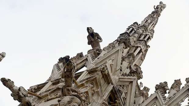 Milan's cathedral, the Duomo, has offered its 135 gargolyes up for adoption, to raise funds for restoration and renovation efforts.