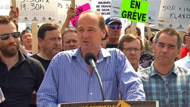 'We've said all along that we would respond to their questions,' says Yves Ouellet, head of the powerful Quebec construction union FTQ Construction, who has been summoned to testify at the provincial corruption inquiry this fall.