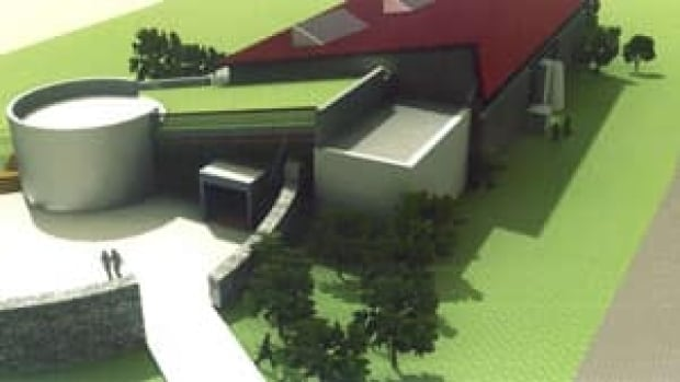 Plans show how the new centre will look.
